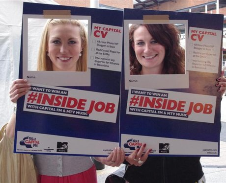 #Inside Job Competition