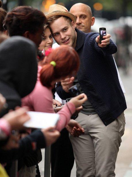 Olly Murs in London
