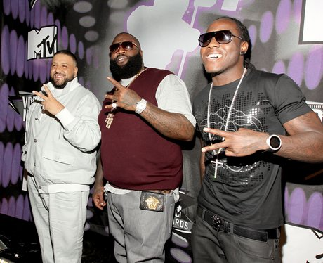 DJ Khaled, Rick Ross, Ace Hood
