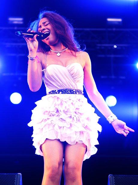 Alexis Jordan LIVE at Ultrasound Fest 2011