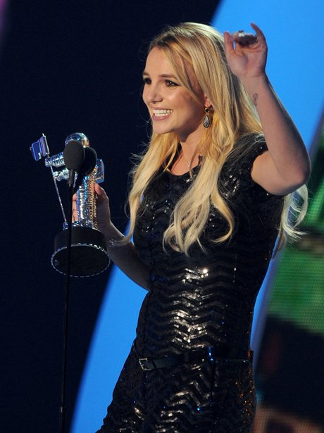 Britney At The 2011 MTV VMAs