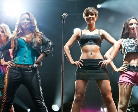 The Saturdays LIVE at Ultrasound Fest 2011