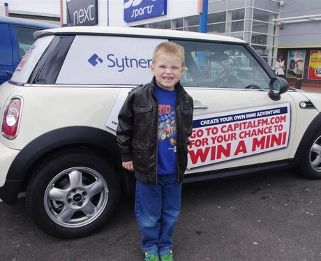 Win A Brand New MINI