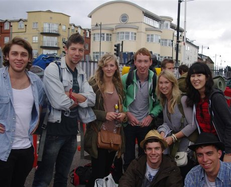 Bestival Day One - Groups and Games