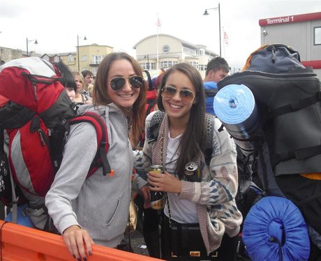 Bestival Day One - The Girls