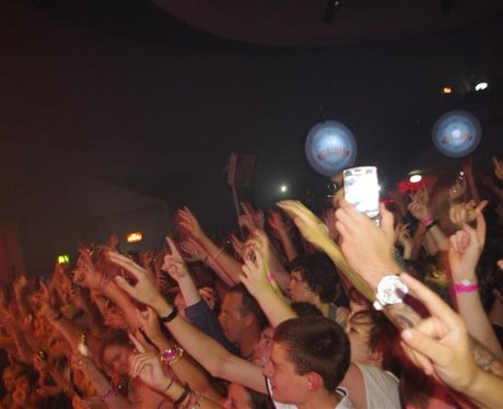Crowd at Example