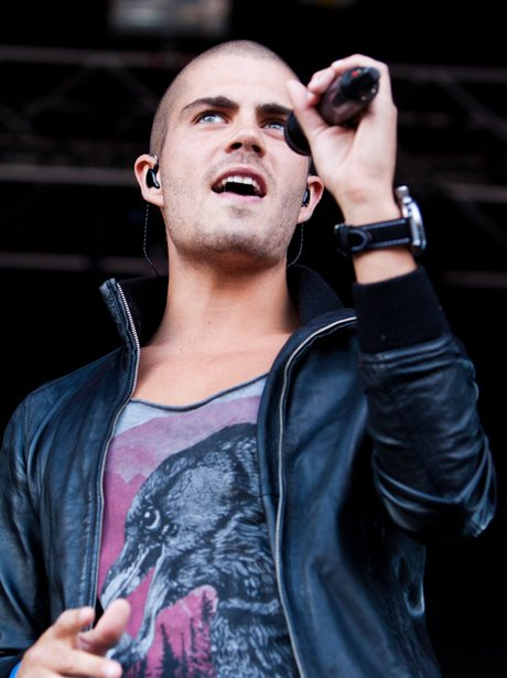The Wanted's Max LIVE at Ultrasound Fest 2011