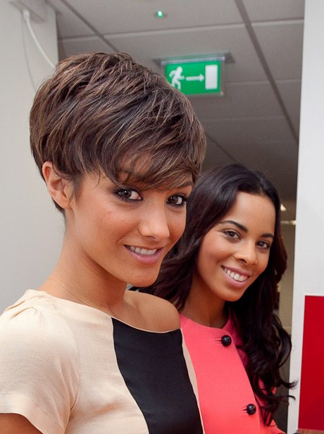 The Saturdays' Frankie and Rochelle