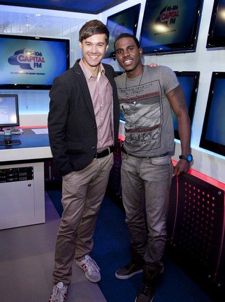 Rich Clarke With Jason Derulo