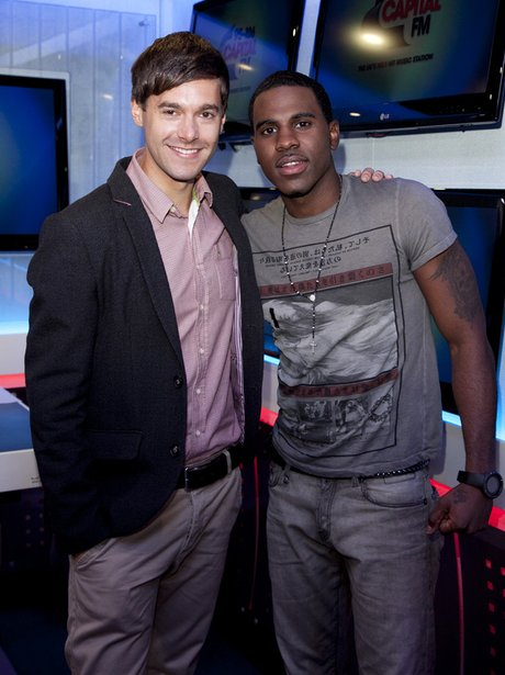 Rich Clarke With Jason Derulo