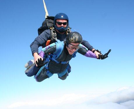 Katy's Skydive