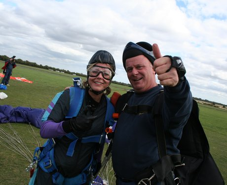 Katy's Skydive