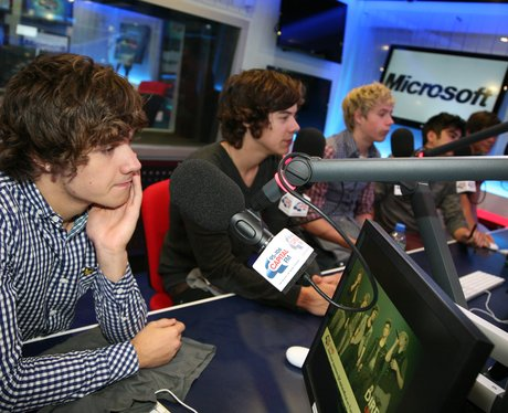 One Direction Webchat