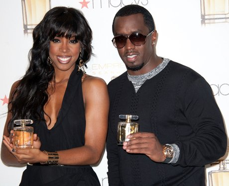 P Diddy and Kelly Rowland