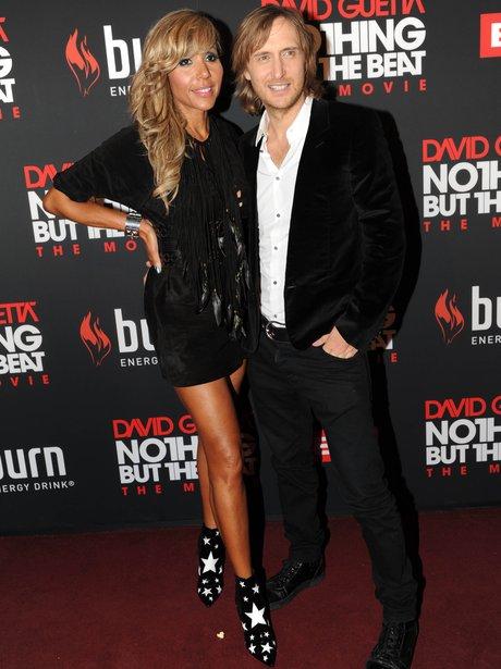David and Cathy Guetta