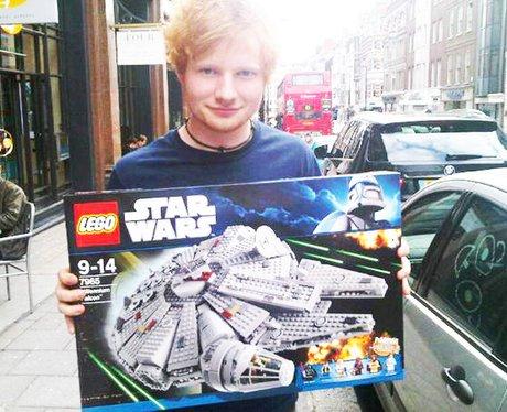 Ed Sheeran twitter 2011