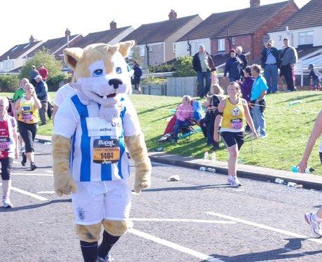 Great North Run 2011