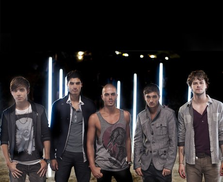 The Wanted 'Lightning'