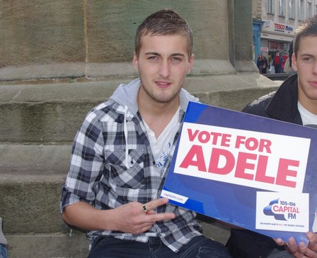 Who gets your vote for the best UK act at the 2011