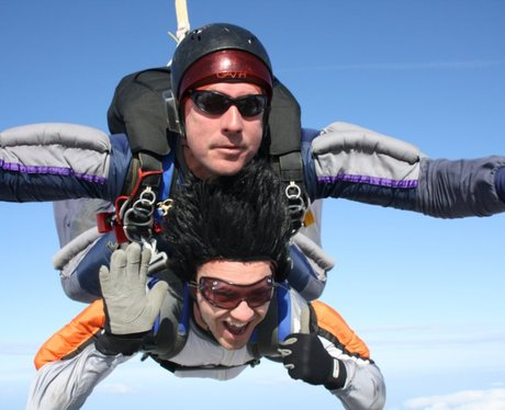 Hirsty Skydiving