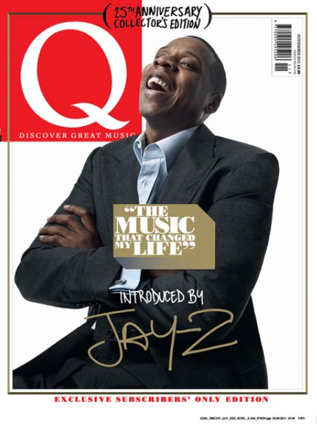 Q Mag Covers