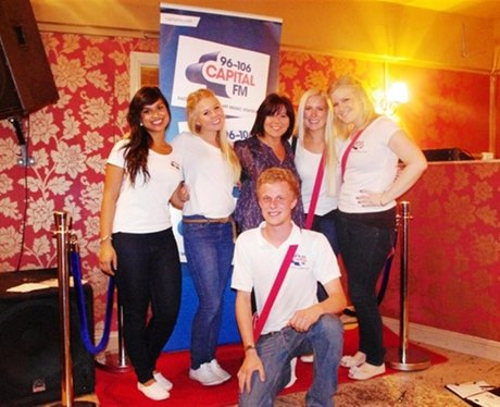 Brookside, Derby - Student Welcome Event