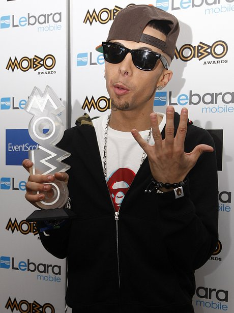 dappy Mobo Awards 2011