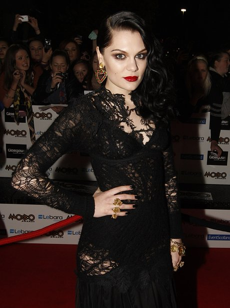 Jessie J Mobo Awards 2011