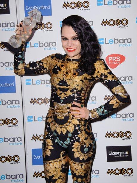 Jessie J Mobo Awards 2011