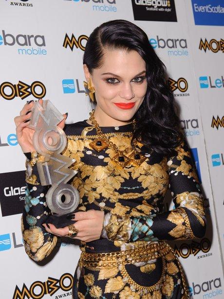 Jessie jMobo Awards 2011