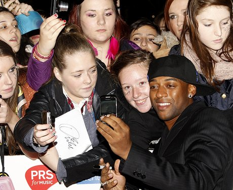 JLS Mobo Awards 2011