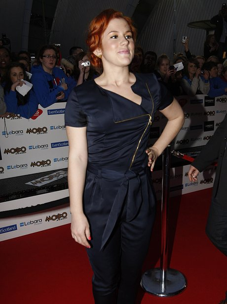 katy b mobo awards 2011