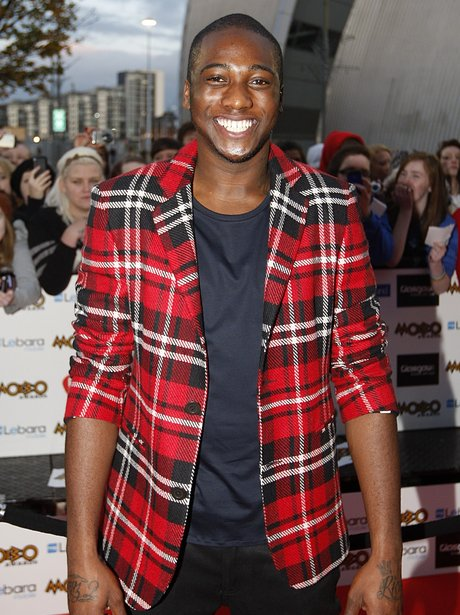 loick essien mobo awards 2011