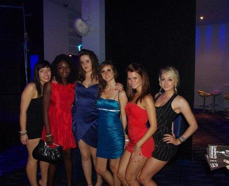 Portsmouth University Freshers Ball