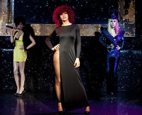 Rihanna Waxwork