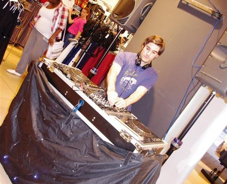 River Island, Student Lock In Event