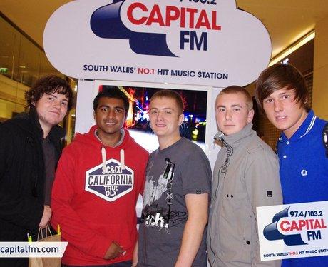 Student Lock In Cardiff