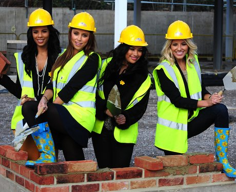 The Saturdays west midlands