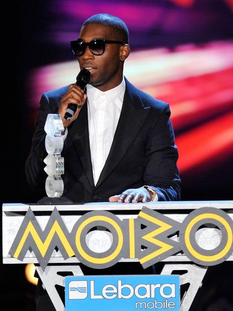 tinie tempah Mobo Awards 2011