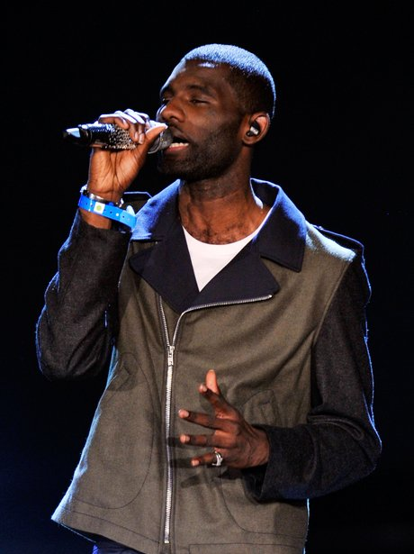 wretch 32 Mobo Awards 2011