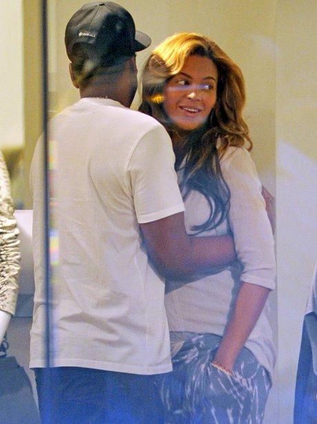 Beyonce shopping