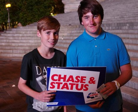 Chase and Status - Boys