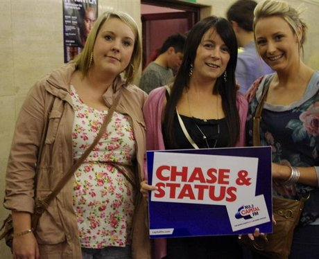 Chase and Status - Girls