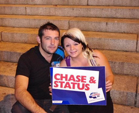 Chase and Status at Portsmouth Guildhall