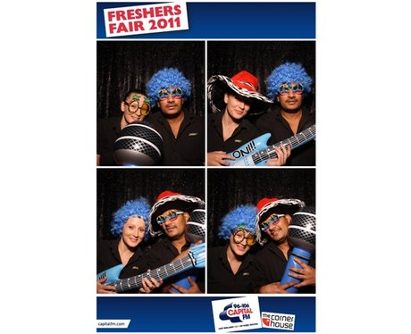 Cornerhouse Funkybooth