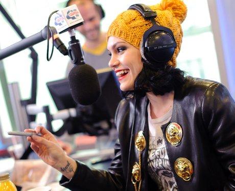 Jessie J On Capital