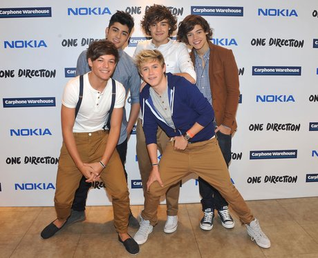 one direction in london
