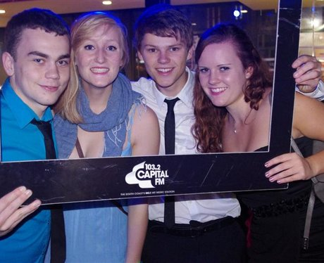 Southampton Uni Freshers Ball - Groups