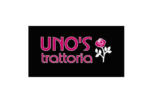 UNO's trattoria logo