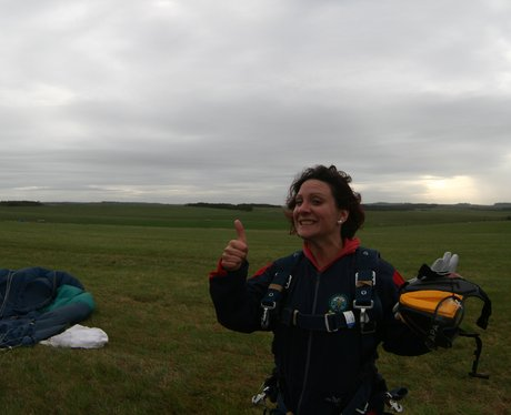 Zoes Skydive
